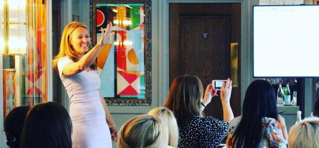 Masterclass with celebrated entrepreneur Linzi Boyd