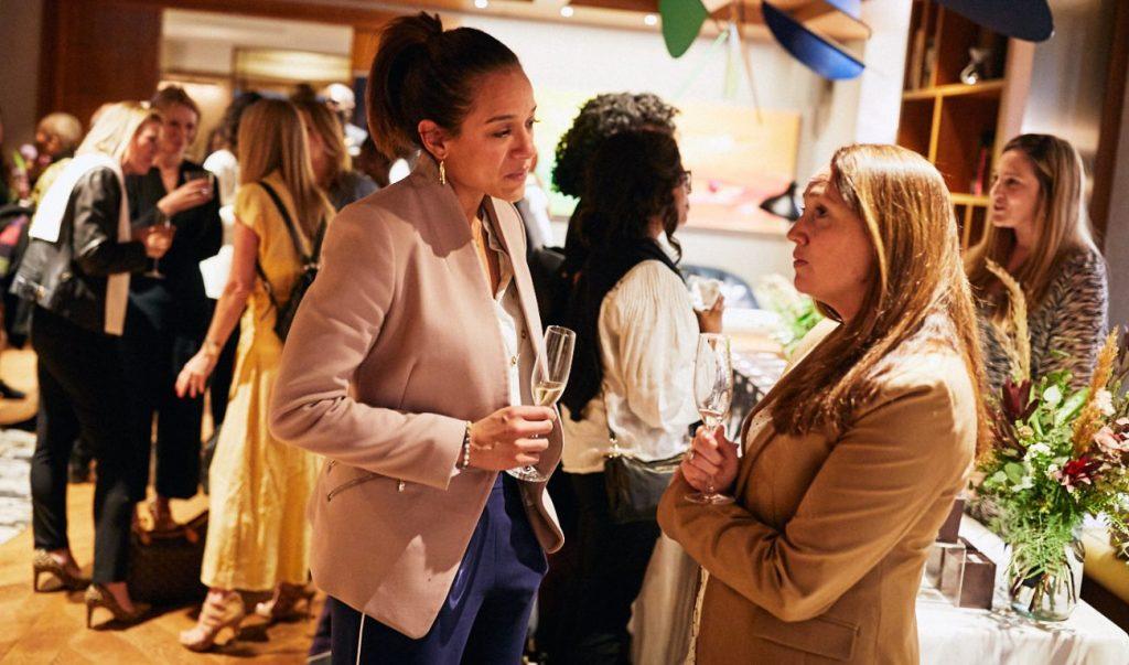 Womens Chapter event, comm by Michelle de Klerk