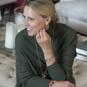 Annoushka Ducas MBE, Founder of Links of London _ Annoushka