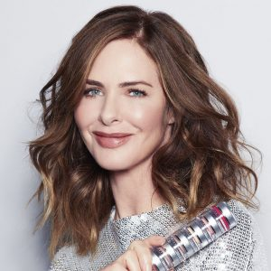 PR images of Trinny Woodall for Trinny London Beauty