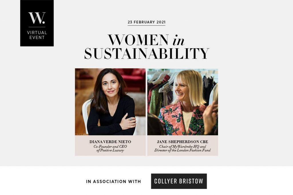 Women In Sustainability with Diana Verde Nieto & Jane Shepherdson CBE
