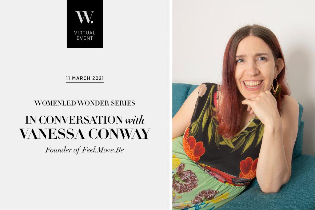 WOMENLED WONDER: In Conversation with Vanessa Conway